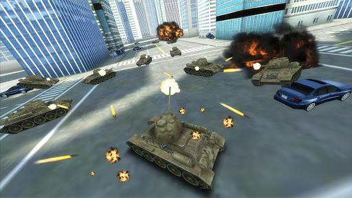 Gta Tank VS New York برای گوشی های آندروید