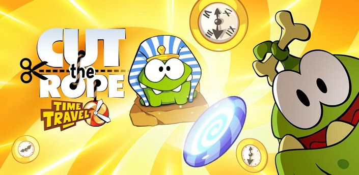 1366289202 time travel Cut the Rope: Time Travel