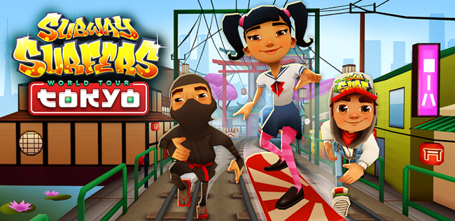 1367835900 subway surfers  Surfers Subway
