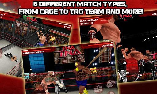 TNA Wrestling iMPACT!