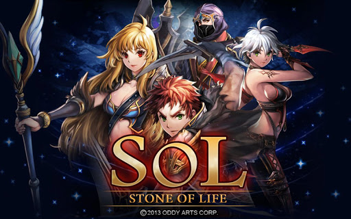 S.O.L : Stone of Life
