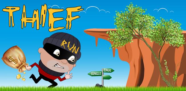 لعبة المغامرات والسرقة Thief 1372714019_thief-run